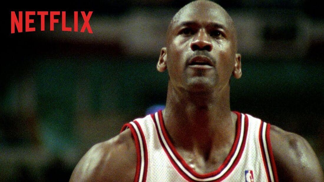 Série 'The Last Dance' sobre Michael Jordan estará presente na Netflix