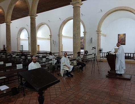 Arcebispo de Olinda e Recife, Dom Fernando Saburido