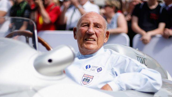 Moss nunca ganhou um mundial de Fórmula 1