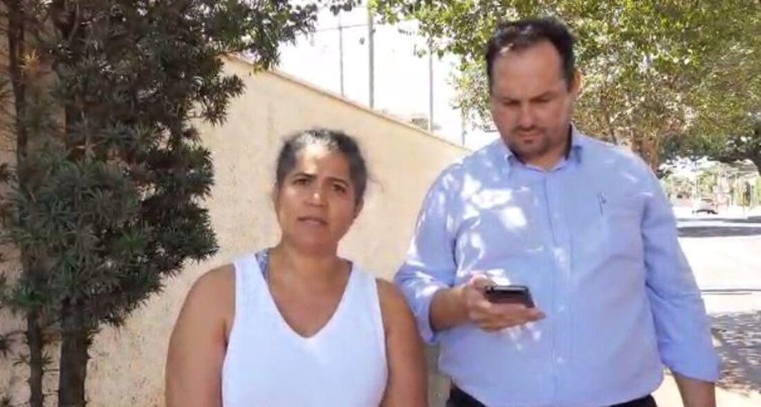 Mulher detida em Araraquara