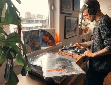 Brasil, Japão, Cuba, África e Itália se garantem na playlist do DJ
