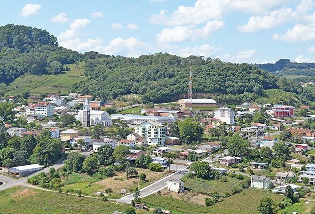 Nova Pádua, no Rio Grande do Sul