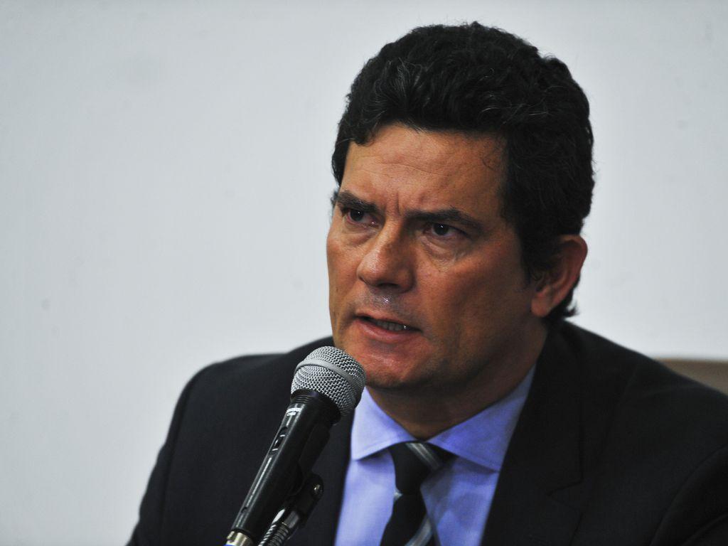 Ex-ministro da Justiça, Sérgio Moro