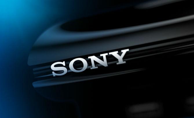Aparelho eletrônico da Sony
