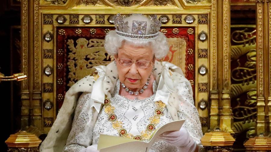 Rainha Elizabeth fez seu 5º pronunciamento especial em 68 anos de reinado