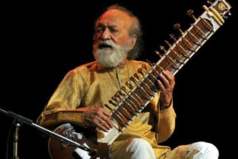 Músico Ravi Shankar