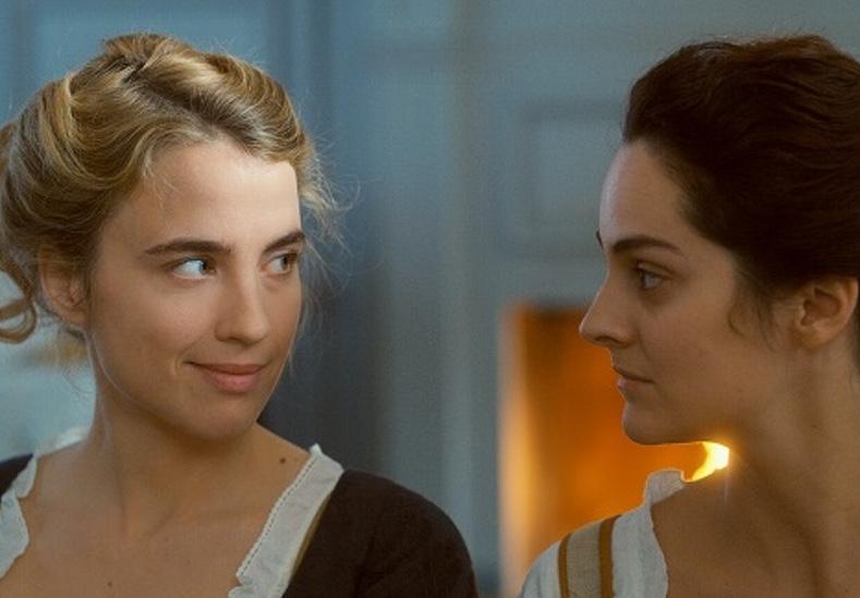 Cena do filme 'Retrato de Uma Jovem em Chamas'