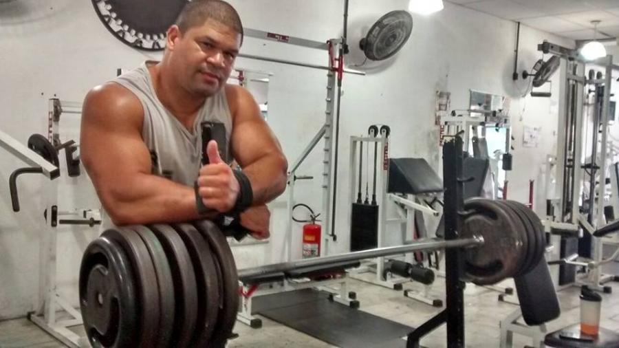 Ricardo Xavier de Souza, do levantamento de peso
