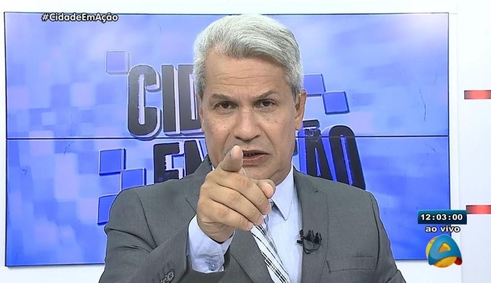 Apresentador do Alerta Nacional, da RedeTV