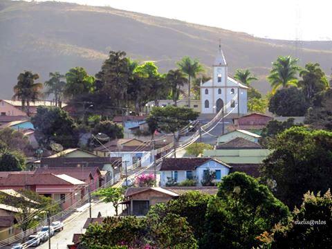 Serra da Saudade, Minas Gerais