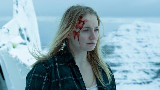 """""""Survive"""", com Sophie Turner, é uma das apostas do streaming Quibi"""
