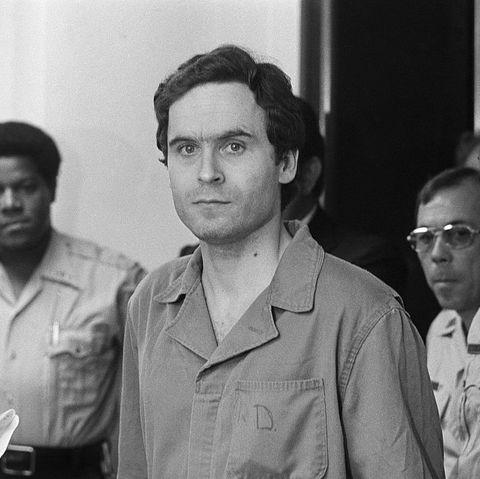 Serial killer Ted Bundy ficou conhecido por matar mulheres na década de 1970