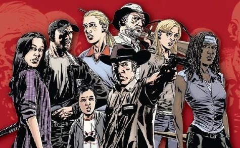 HQ 'The Walking Dead'