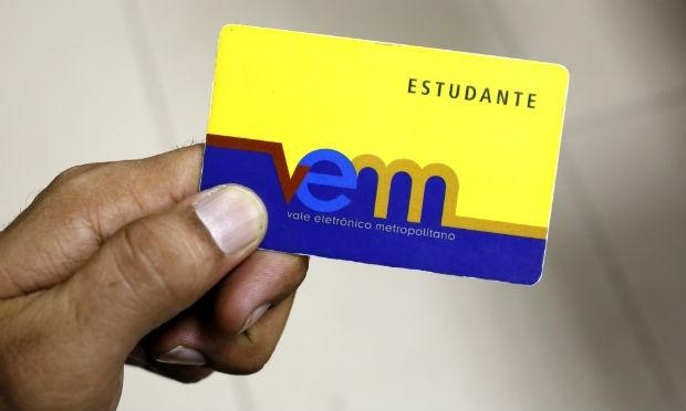 Cartão VEM