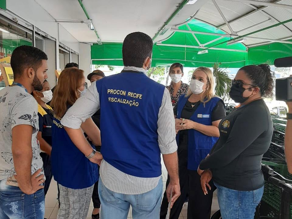 Fiscalização PROCON Recife