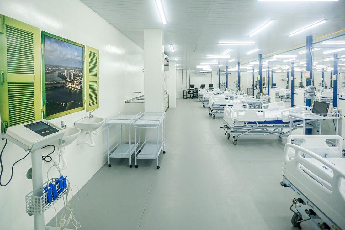 Hospital Provisório Recife 2