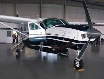 Avião carregado com cocaína pousou em Igarassu