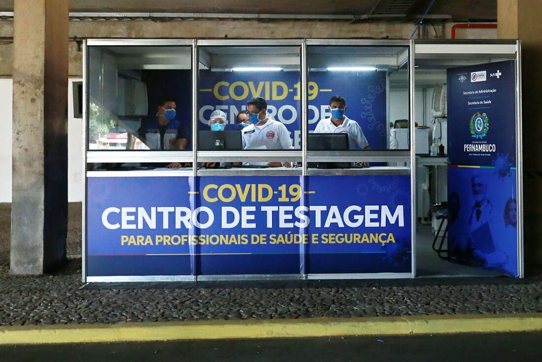 Serviços funcionam diariamente, na sede do Cefospe e no Centro de Convenções, atendendo também familiares dos servidores