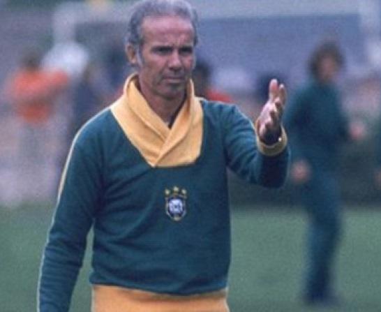 Zagallo participou de quatro títulos mundiais do Brasil