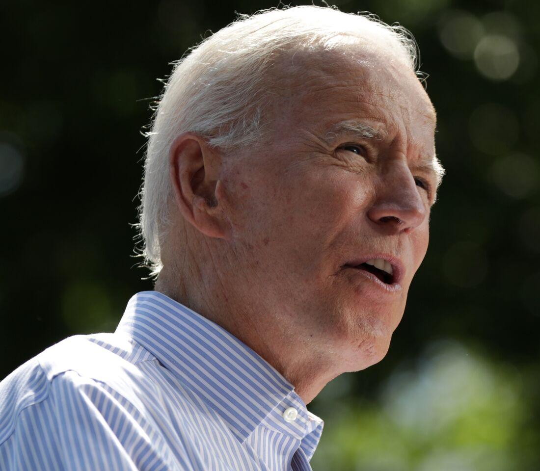 Candidato à eleição americana, Joe Biden