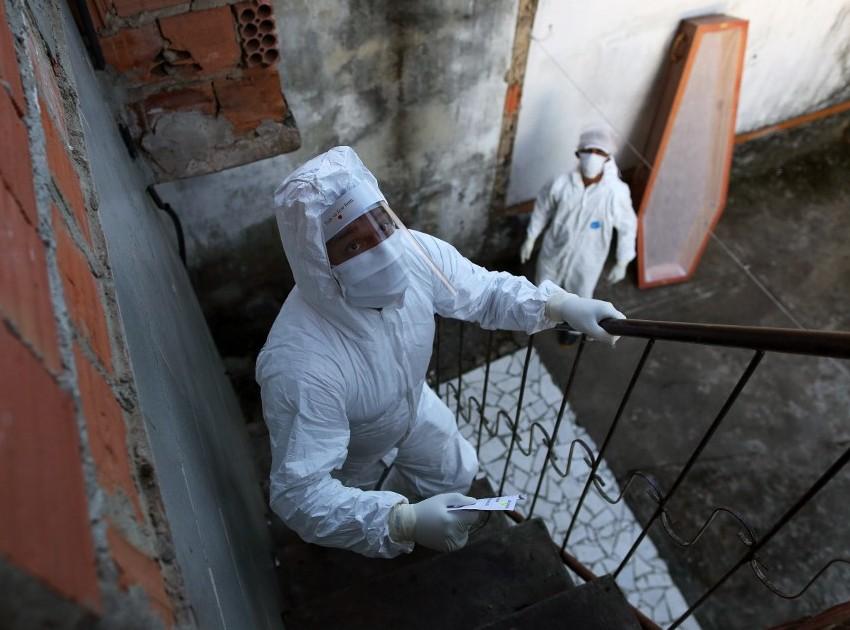 Mortes por Coronavírus em Manaus, AM