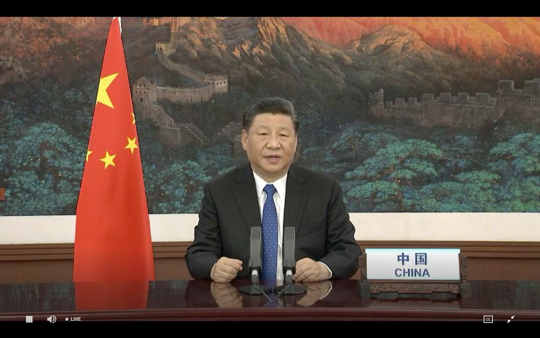 Dirigente chinês, Xi Jinping