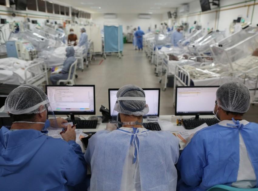 UTIs em hospital de Manaus (AM)