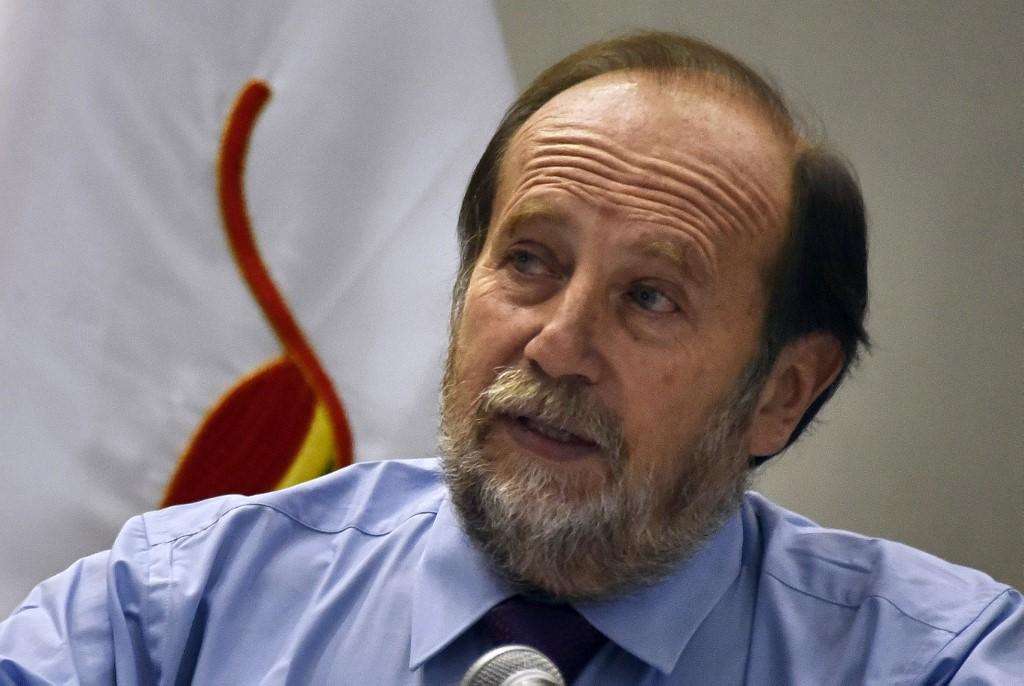 Ex-ministro da saúde boliviana Marcelo Navajas