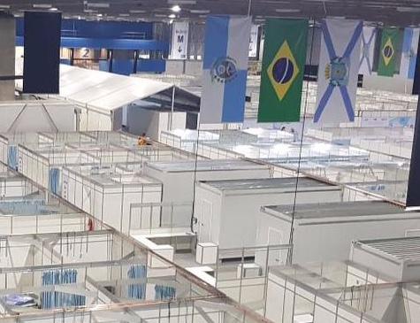 Leitos Rio de Janeiro.