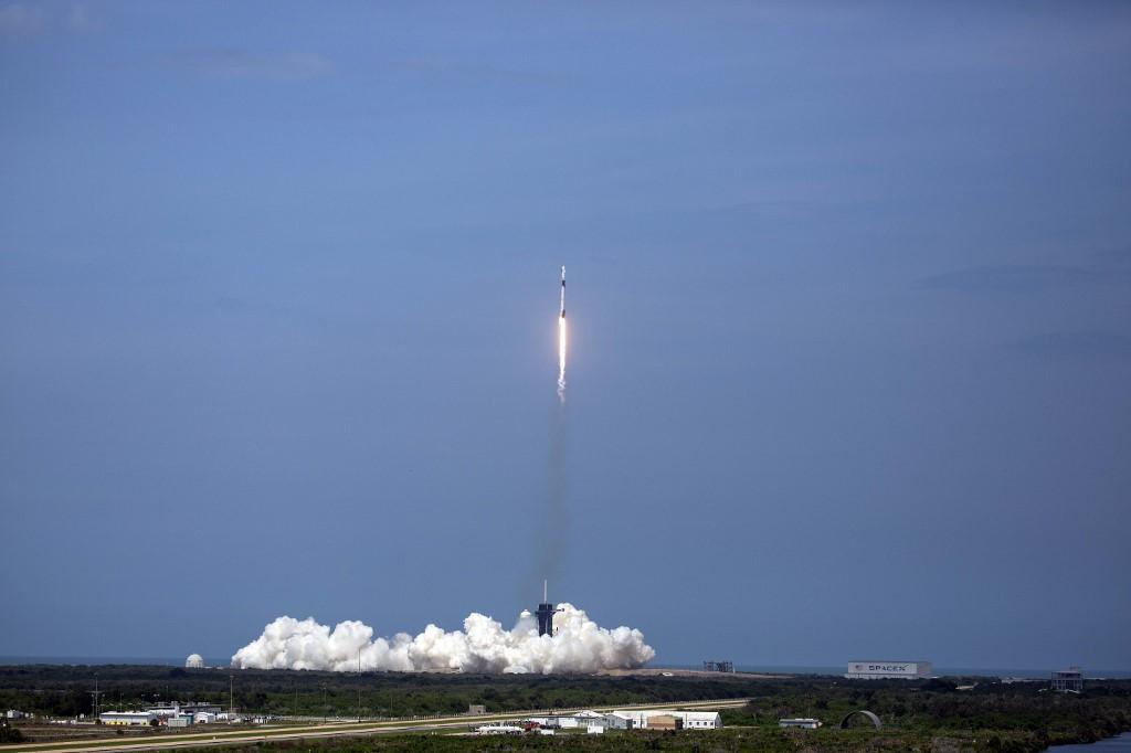 Spacex Falcon 9 marca volta dos EUA em lançamentos espaciais