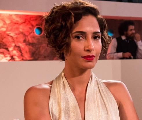Camila Pitanga na série 'Aruanas'