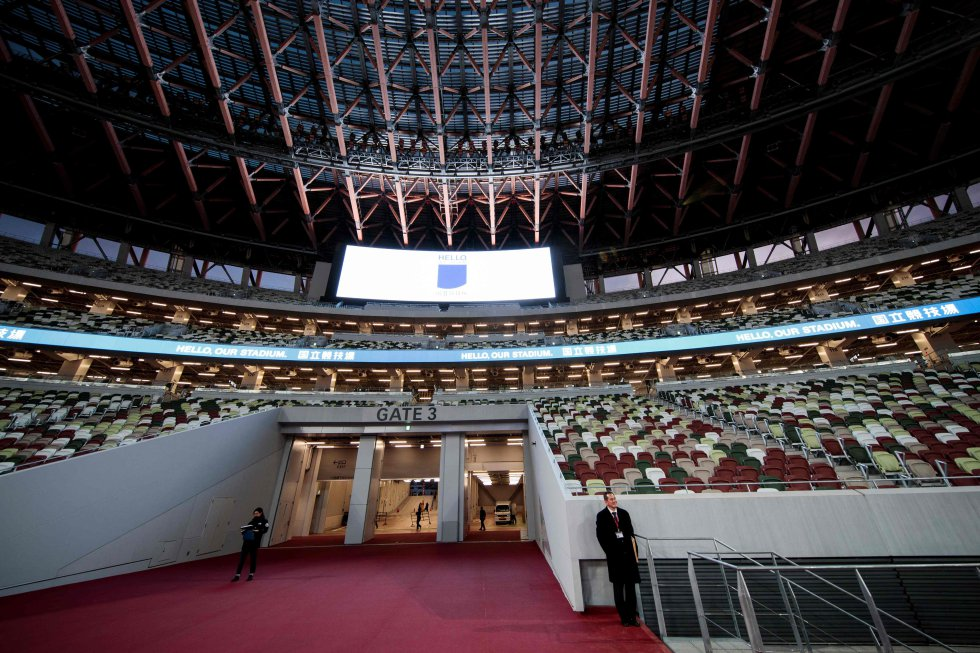 Estádio de Tóquio