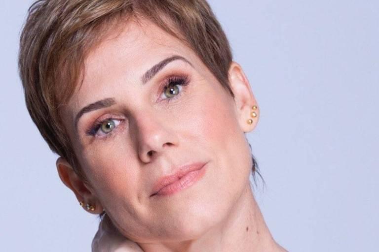 Andréa Veiga, 50, a primeira paquita de Xuxa