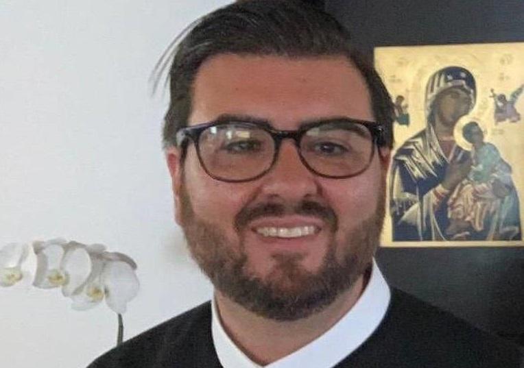 Frater Flávio Alexandre da Silva, 41 anos
