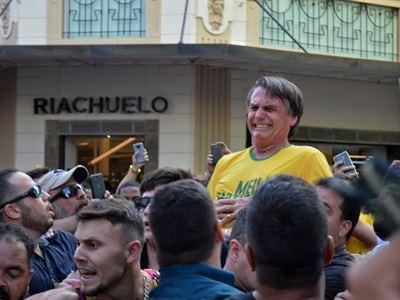 PF lidou com fake news no inquérito sobre atentado a Bolsonaro
