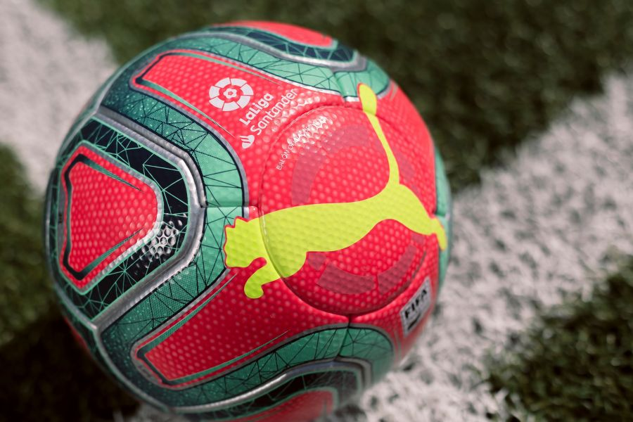 Bola oficial da LaLiga, Campeonato Espanhol