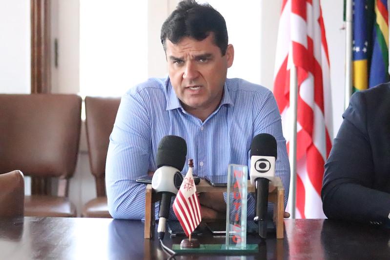 Diógenes Braga, vice-presidente do Náutico