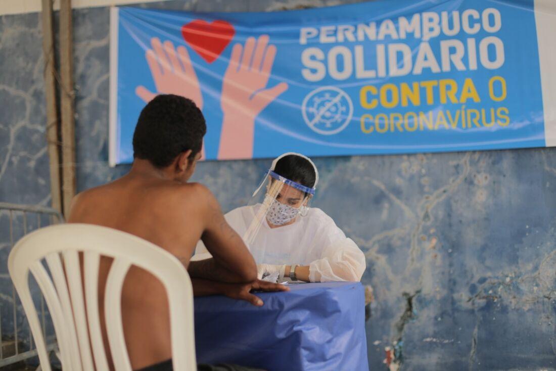 Centro de apoio à pessoas em situação de rua