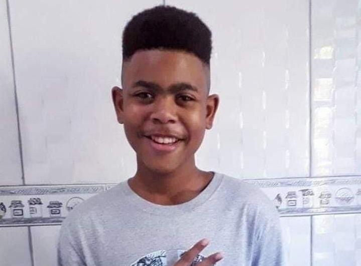 O jovem João Pedro é mais uma vítima da violência no RJ