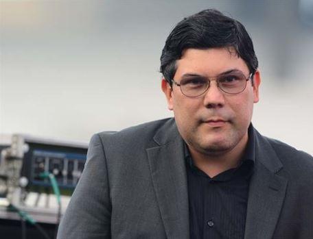 Presidente do Conselho Deliberativo do Santa Cruz, Alírio Moraes