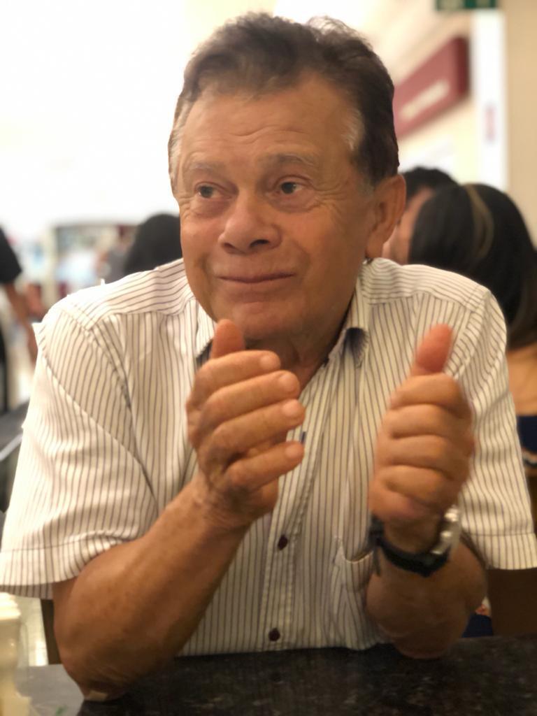 Empresário Antônio Manoel Cavalcanti