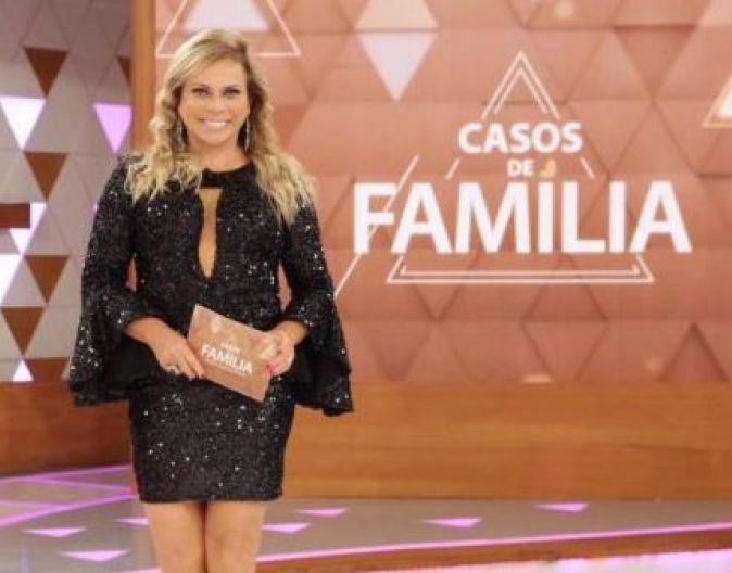 Casos de Família é apresentado por Christina Rocha