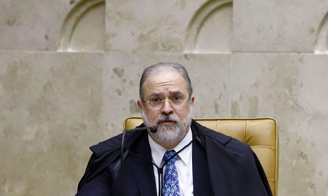 Procurador Geral da República Augusto Aras