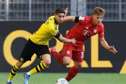 Borussia Dortmund 0x1 Bayern de Munique