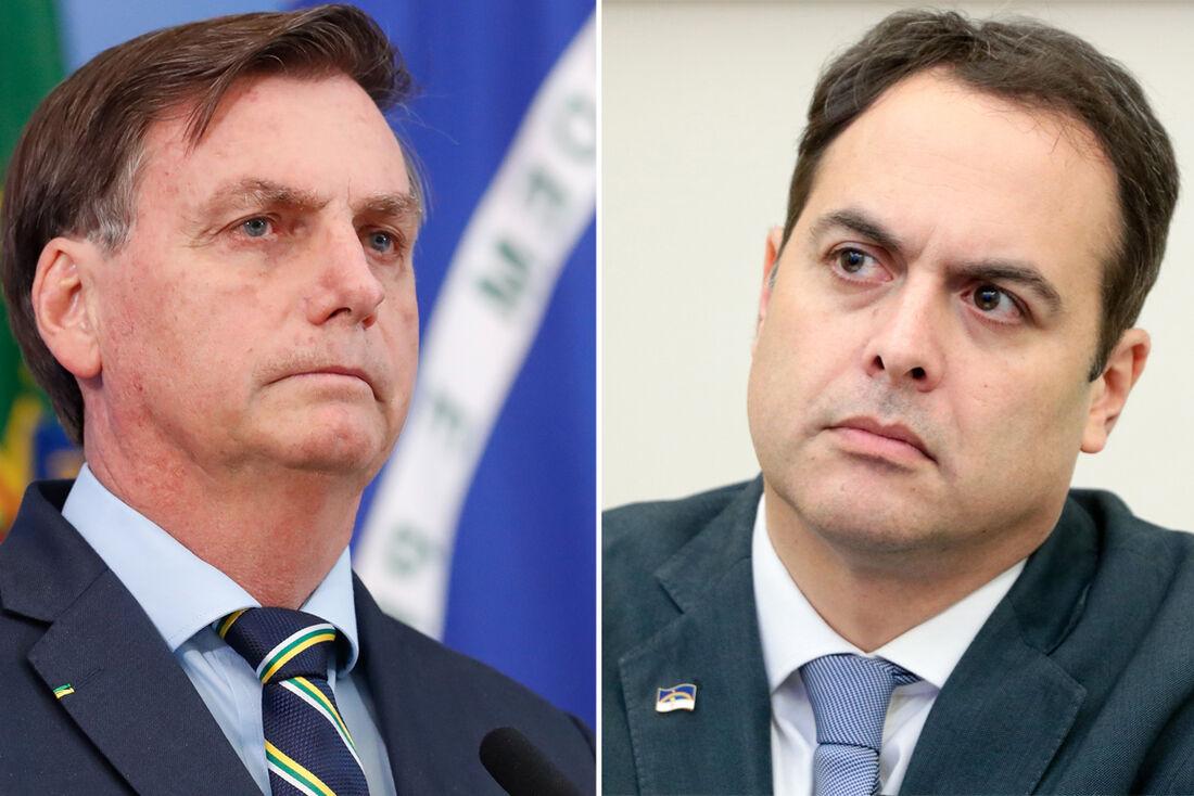 Bolsonaro e Paulo Câmara