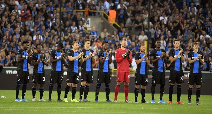 Club Brugge foi declarado o campeão do Campeonato Belga
