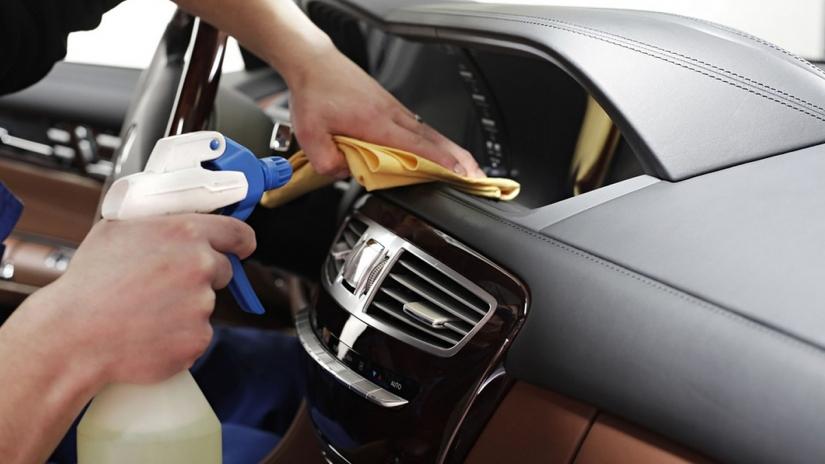 Limpeza do carro em tempos de Covid-19