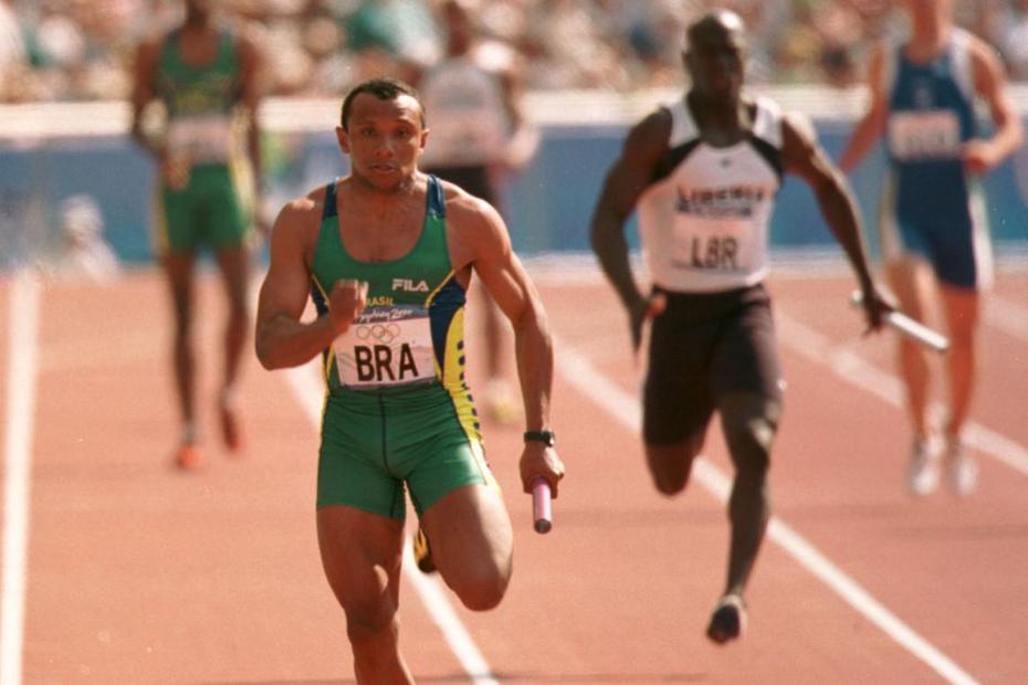 Cláudio participou da etapa eliminatória em Sidney-2000