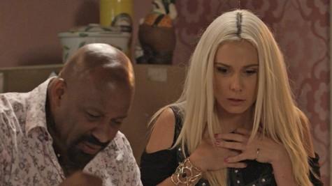 Aílton Graça e Aline Fanju em 'Totalmente Demais'