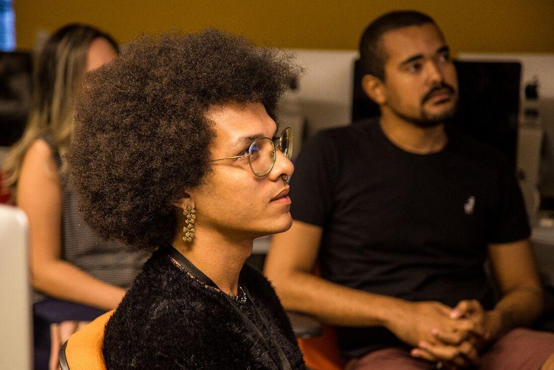 Anti Ribeiro trabalha com pesquisa e desenvolve oficina de afroficção